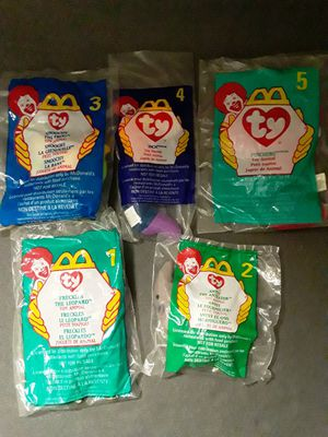 McDonald's beanie baby lot pt2 for Sale in Madera, CA