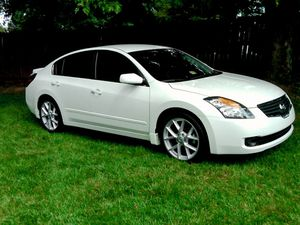 Working AC 2007 Nissan Altima New Battery for Sale in St. Louis, MO