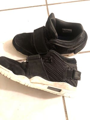 Nike black taio Cruz shoes size 10.5 for Sale in Key Biscayne, FL