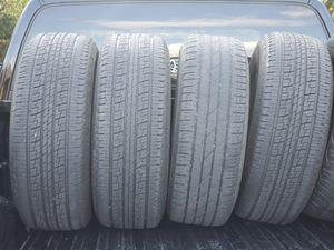 Dodge rims and tires for Sale in Red Oak, TX