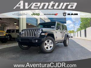2019 Jeep Wrangler Unlimited for Sale in North Miami Beach, FL