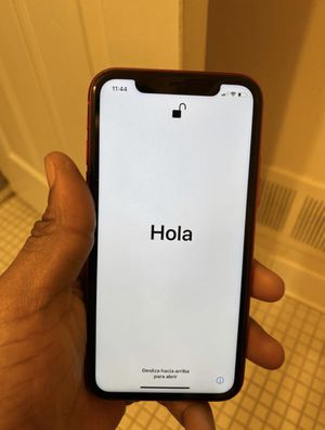 iPhone 11 Red for Sale in Saginaw, MI