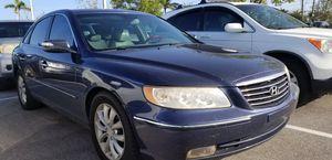 2008 HYUNDAI AZERA LIMITED 165K for Sale in Pompano Beach, FL