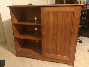 Tv stand for Sale in Fuquay-Varina, NC