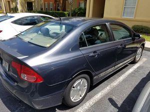 2008 Honda civic hybrid for Sale in Orlando, FL