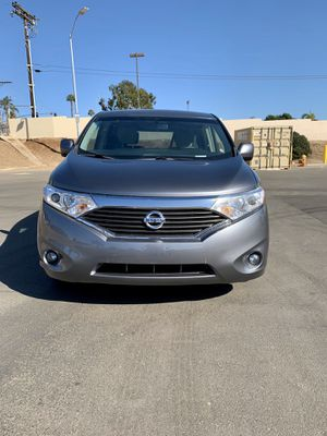 2015 Nissan Quest SV fully loaded . Excellent condition for Sale in San Diego, CA