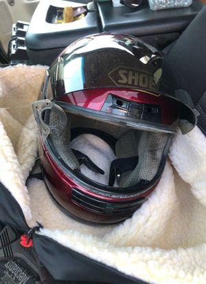 Nice motorcycle helmets for Sale in Penndel, PA