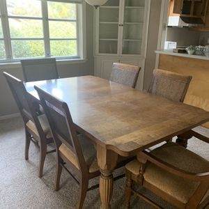 Dining Table And 8 Chairs for Sale in Pacific Grove, CA