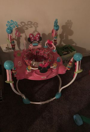 Minnie Mouse baby bouncer for Sale in Washington, DC