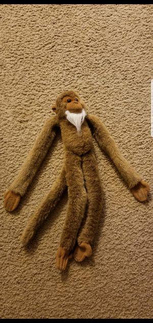 Excellent condition lettel monkey stuffed animals for Sale in Anaheim, CA