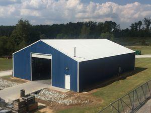 50 wide metal garage for Sale in Cumming, GA