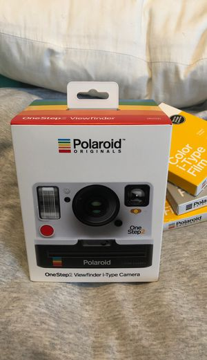 polaroid onestep 2 viewfinder i-type film camera for Sale in Miami, FL