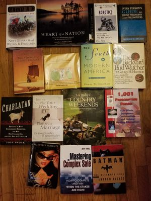 Hardcover Books for Sale in Parkersburg, WV