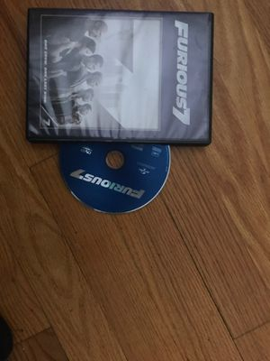 Fast And Furious 7 DVD for Sale in Lyons, IL