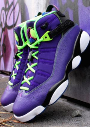 "Jordan 6 Rings ""Bel Air"" Size: 7Y for Sale in West Palm Beach, FL"