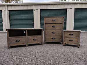 New Media Cabinet, Tall Dresser, Nighstand for Sale in Murfreesboro, TN