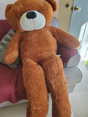 Giant Big Huge Teddy Bear Plush Stuffed Animal Toy Doll for Sale in Ontario, CA