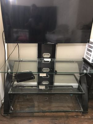 Black TV Stand for Sale in Barnegat, NJ