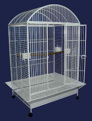 Extra Large Wrought Iron Bird Cage for Sale in Phoenix, AZ