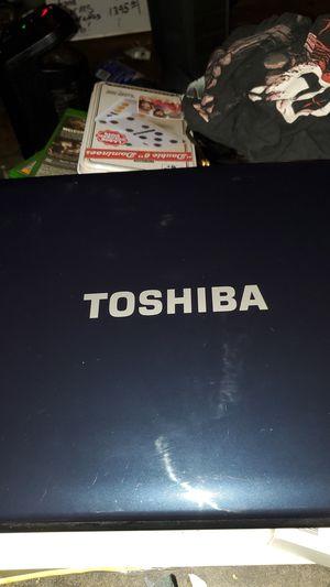 Toshiba satellite laptop for Sale in Naperville, IL