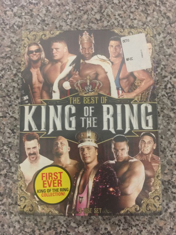 The Best Of The King Of The Ring DVD