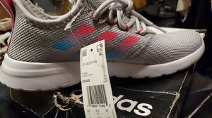ADIDAS WOMAN'S LITE RACER RBN WOMAN SIZE 8 for Sale in Bensalem, PA