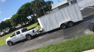 Enclosed trailer for Sale in Davie, FL