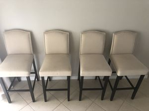 """30"""" bar stools for Sale in Clermont, FL"""