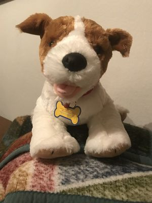 Build a bear stuffed Jack Russell Terrier for Sale in Mesa, AZ