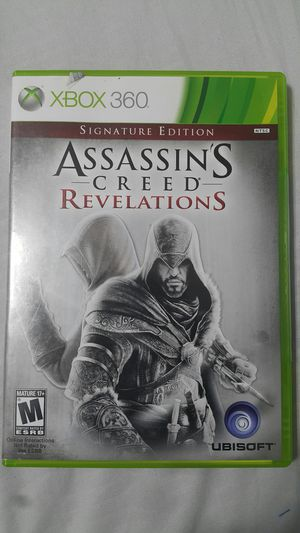 ASSASSINS CREED RELEVATIONS FOR XBOX 360 (#1) for Sale in Miami Gardens, FL