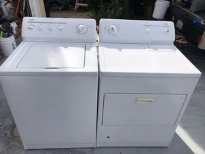 Kenmore 80 series Washer & Dryer for Sale in Laguna Hills, CA