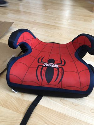 Spider-Man Booster Car Seat for Sale in Revere, MA