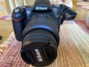 Nikon D90, strobe and lenses for Sale in Mount Sinai, NY