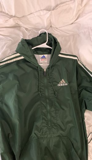 vintage adidas windbreaker! for Sale in Tracy, CA