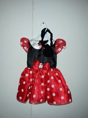 Minnie mouse Halloween costume for Sale in Smyrna, TN