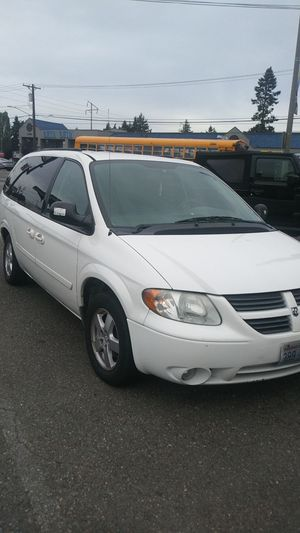 Dodge Grand Caravan SXT for Sale in Tacoma, WA