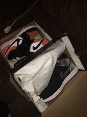 Jordan 1s shattered backboard and other Jordan 1 for Sale in Carson, CA