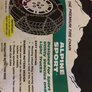 Tire Chains for Sale in Renton, WA