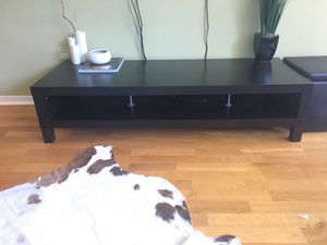 Ikea TV bench stand unit for Sale in Chicago, IL