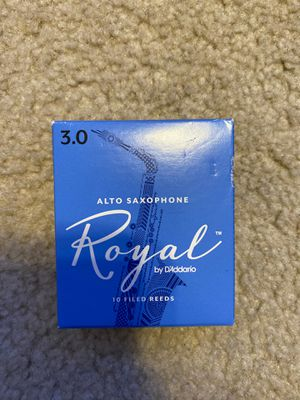 brand new alto saxophone reeds for Sale in Las Vegas, NV