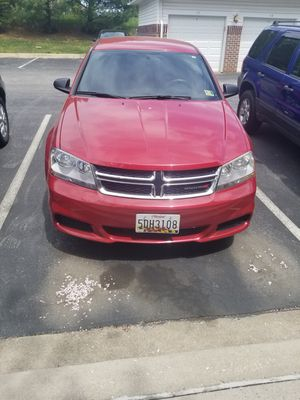2012 Dodge Avenger Special Model for Sale in Clarksville, MD