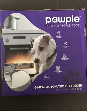 PAWPLE AUTOMATIC PET FEEDER for Sale in Azusa, CA