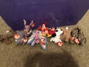 Collectible Beanie Babies for Sale in Springfield, TN