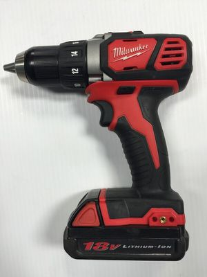 Milwaukee drill 18v lithium ion for Sale in Hamtramck, MI
