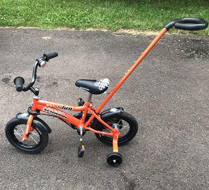 Schwinn Grit Bike w/ Removable Push/ Steer Handle for Sale in Telford, PA