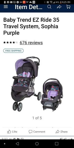 Brand NEW Baby Trend travel System for Sale in Gastonia, NC