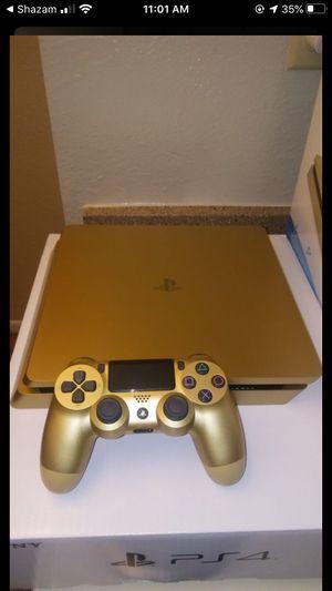 PS4 Gold edition for Sale in Arlington, VA