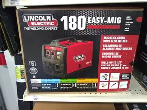 Lincoln electric 180 welder for Sale in Lincoln Park, MI