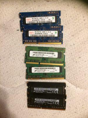 Memory, Ram, 2GB PC3 Laptop for Sale in Arlington, VA