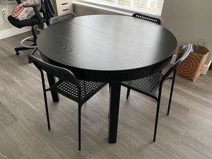 Bjursta extended table for Sale in DuPont, WA